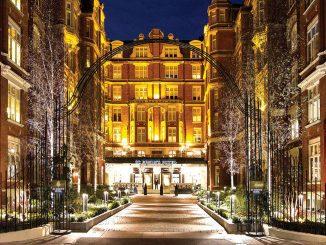 London Luxury Hotel