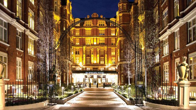 London Luxury Hotel